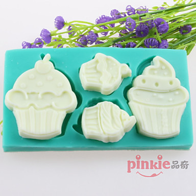 Fondant Cake Molds Uk : New SiliconeBaking Molds - Cake Fondant Cake Chocolate ...